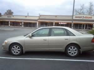 2002 Toyota Avalon Xl 2002 Toyota Avalon Pictures Cargurus