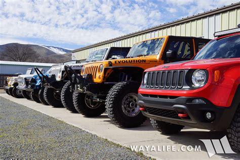 Wayalife Jeep Family Photo 2017