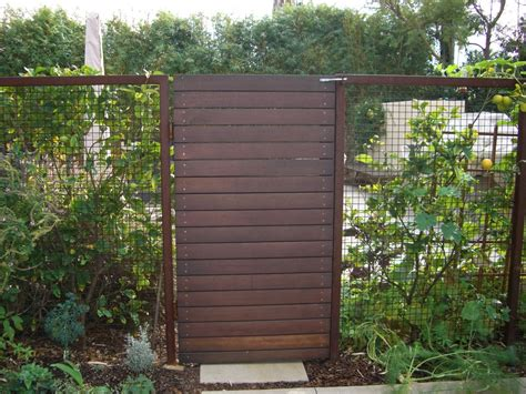 wooden backyard gates outdoor collection for garden gates and fences garden
