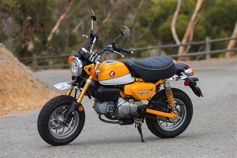2019 Honda 125 Monkey by 2019 Honda Monkey Review 14 Fast Facts