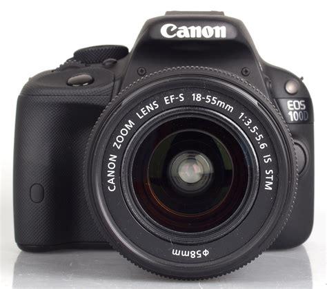 canon digital slr reviews canon eos 100d with 18 55 stm lens 1