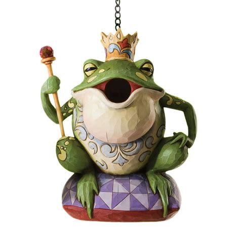 jim shore frog prince birdhouse home garden decor