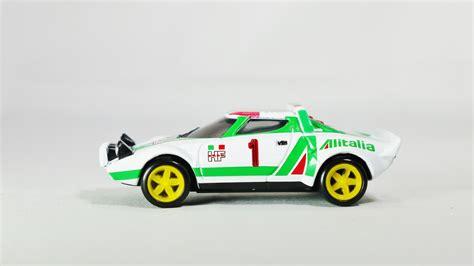 Takara Tomy Tomica Lancia Delta Hv takara tomy tomica premium 19 lancia stratos hf rally