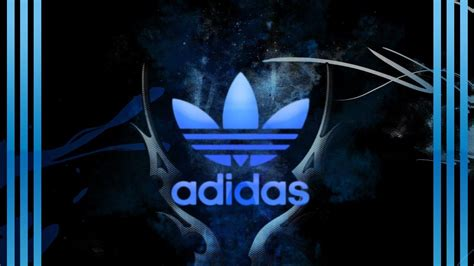 adidas logo wallpaper black logo adidas wallpapers wallpaper cave