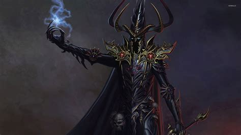 wallpaper dark elf dark elf from warhammer wallpaper game wallpapers 52453