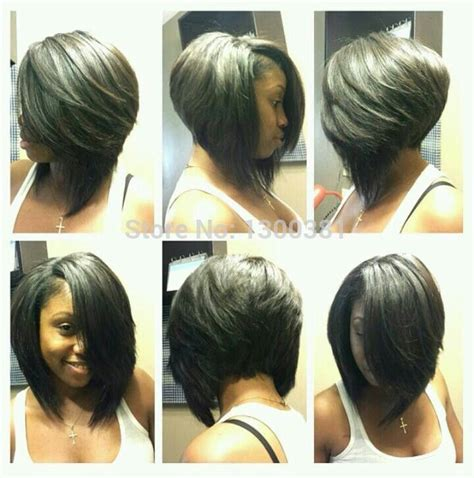 human hair inverted bob wigs find more wigs information about silky straight 180
