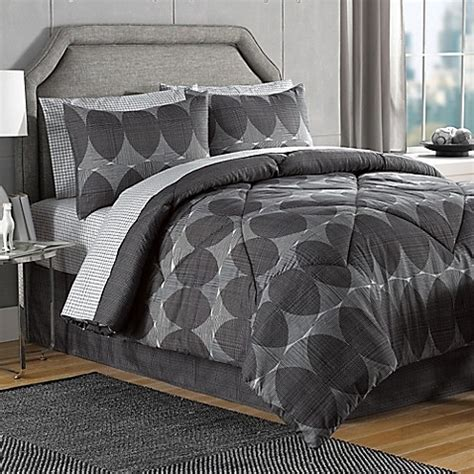 bed bath and beyond danbury ct danbury comforter set in black grey bed bath beyond