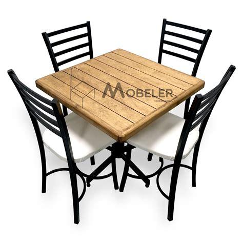 mesas y sillas madera mesa de madera sillas para restaurante bar cafeter 237 a