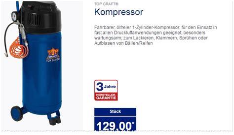 Kompressor Lackieren Test by Workzone Kompressor Als Aldi S 252 D Angebot Ab 27 2 2017