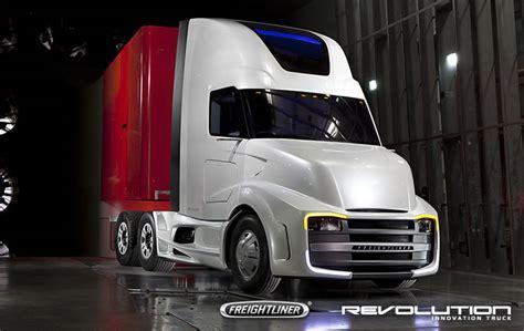 freightliner revolution concept top speed