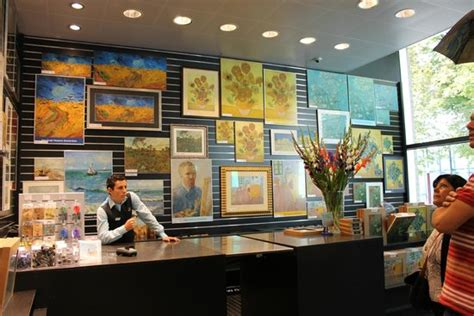 museum amsterdam shop at the gift shop picture of van gogh museum amsterdam