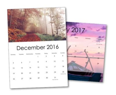 make calendar with pictures free free printable calendar planner trials ireland