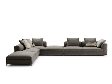 divano componibile angolare divano angolare componibile in tessuto michel club by b b