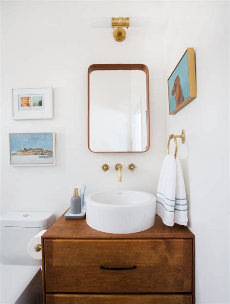wall faucets for vessel sinks let s vessel sinks wall mount faucets emily henderson