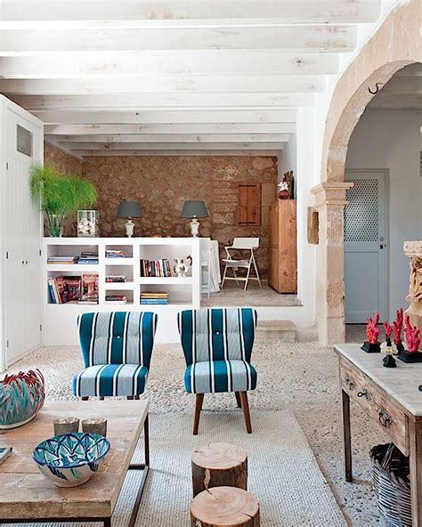 desain interior rumah gaya country rumah huni romantis dengan gaya country desain interior