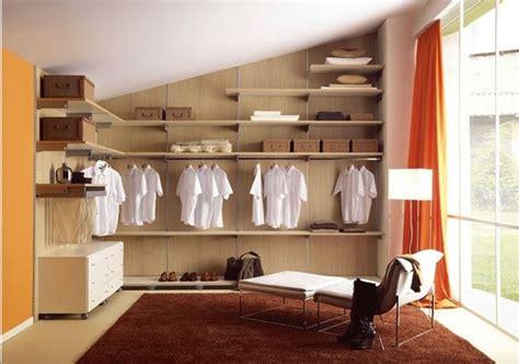 cabina armadio mansarda armadi per mansarde armadi su misura