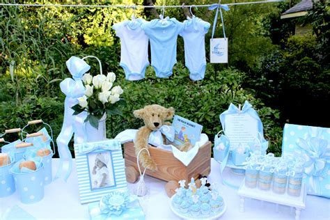 Once in a Blue Moon Baby Shower!   Pizzazzerie