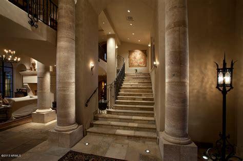 Spanish Style Home Interior 13 9 million spanish style mansion in scottsdale az