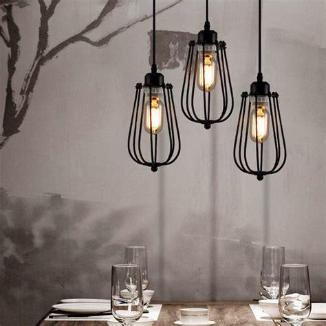 Luminaire Industriel Vintage by Plafonnier Industriel Lustre E27 Suspension Vintage Edison