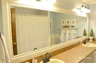 large framed bathroom mirror large framed mirrors for bathrooms decor ideasdecor ideas