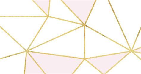 gold geometric pattern wallpaper pink gold white geometric mosaic iphone phone wallpaper