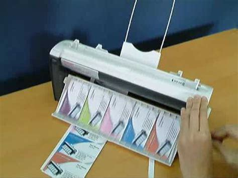 Business Card Printer And Cutter
