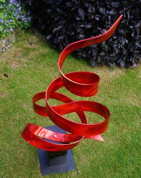 garden art and garden sculpture in contemporary style