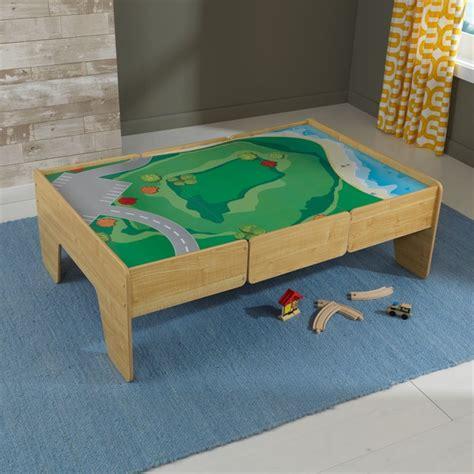 kidkraft wooden play table 18006