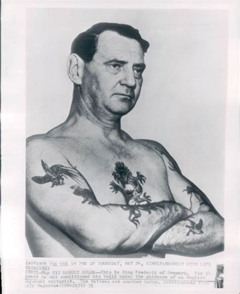 danish tattoo history king frederik ix denmark tattoos pinterest denmark