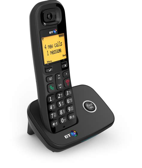 Bt Phone Lookup Uk New Bt 1100 Single Dect Home Cordless Phone Telephone