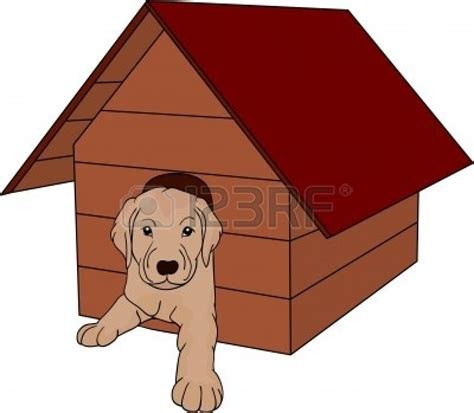dog house boarding dog boarding clipart 19