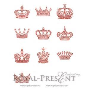 embroidery design crown free machine embroidery design king crown