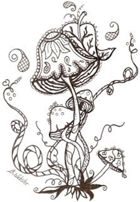 abstract mushrooms coloring pages 1000 images about mushroom on pinterest mushroom