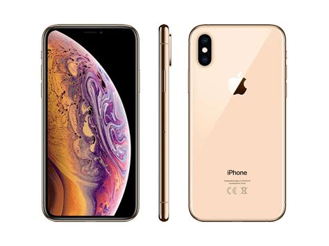 iphone xs gb gold