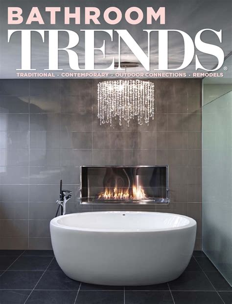 bath trends usa issuu bathroom trends usa vol 30 04 by trendsideas com