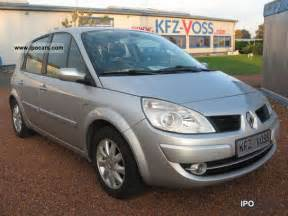 2006 Renault Scenic 2006 Renault Megane Scenic 2 0 16v Car Photo And Specs