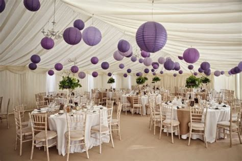 Wedding Decorating Ideas by Delight Inspiration Of Purple Wedding Decoration