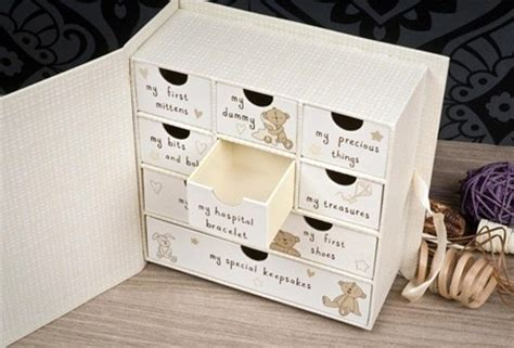 Baby Keepsake Box With Drawers by 9 Drawer Keepsake Box Book Boutique Baby