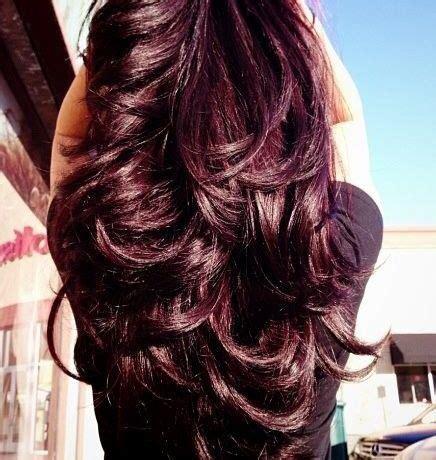 brown cherry hair color cherry brown hair hair pinterest