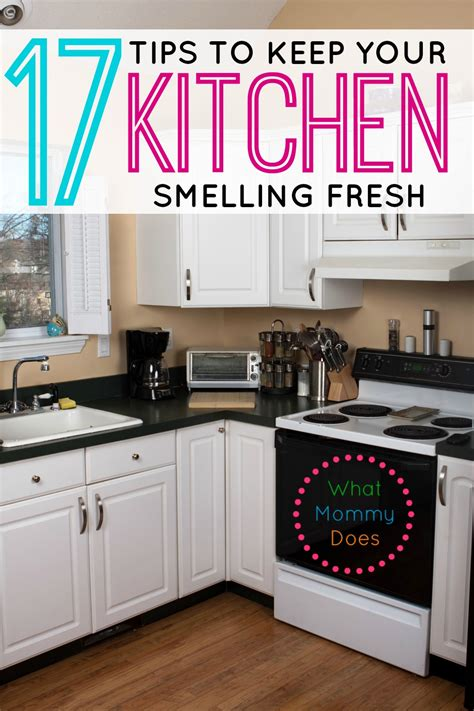 kitchen cabinet spray paint 17 tips tricks to keep your kitchen smelling fresh
