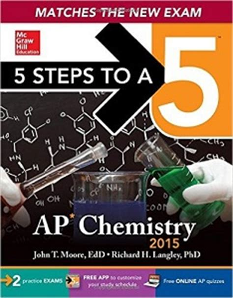 5 steps to a 5 ap chemistry 2018 the best ap chemistry review books of 2016 albert io