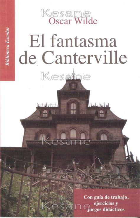 preguntas de comprension del fantasma de canterville el fantasma de canterville libros juveniles escuelas