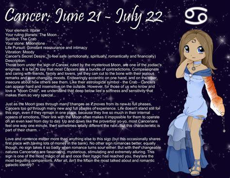chibi astrology cancer by art forarts sake on deviantart