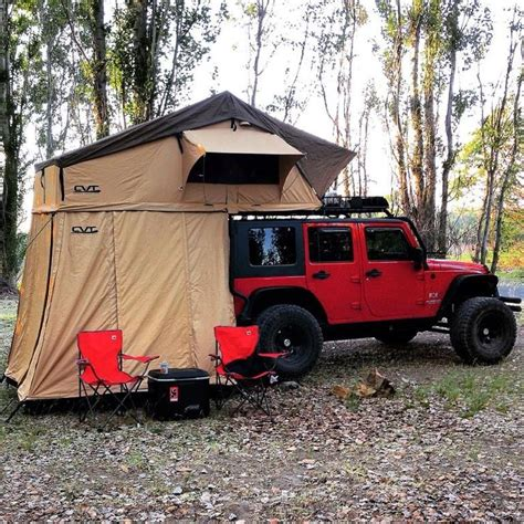Jeep Trailer Tent Best 25 Jeep Tent Ideas On