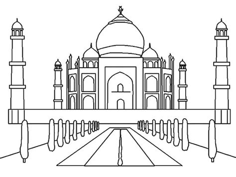coloring pages of india gate india gate coloring pages murderthestout