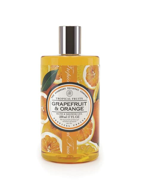 bath and shower store bath and shower gel tropical fruits shop uk store