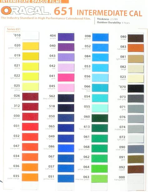 color s lasr decals vinyl colors