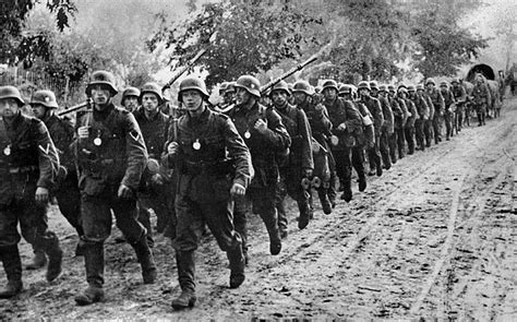 the second world war europe commemorates anniversary of outbreak of second world war telegraph