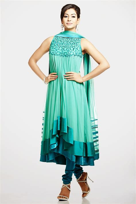 Latest Pakistani and Indian Party Dresses for Women 2018   BestStylo.com