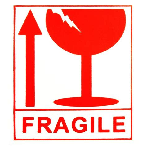 Aufkleber Zerbrechlich by Fragile Stickers Related Keywords Fragile Stickers